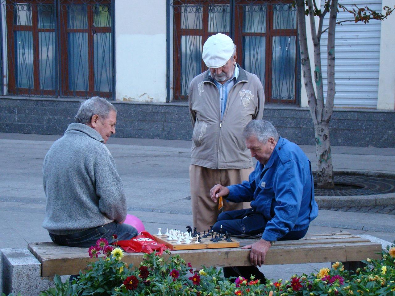 Apartament dla senior w Warszawie