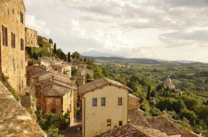 Mieszkania we włoskim stylu