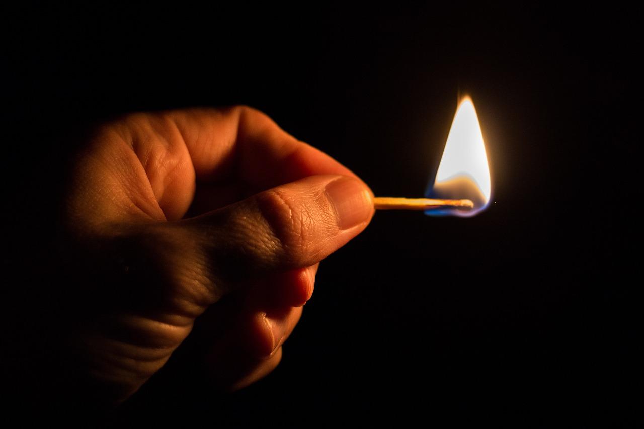 jak palić w piecu